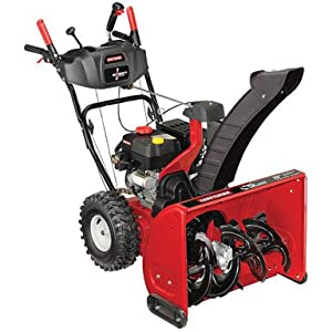 "B00HKNOHKO_Craftsman Snow Thrower Electric Start Two-stage 26 "" Cc 4 Cycle OHV"