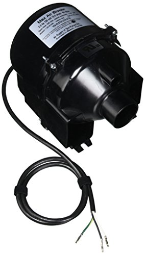 Air Supply 2518120 Air Blower Max Air 2.0 hp 9 Amp, 120V by Air Supply