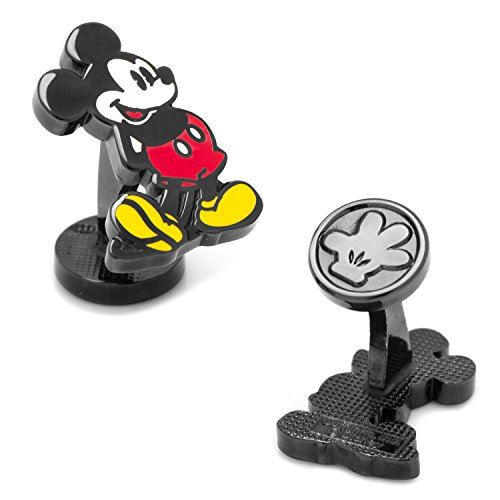 Disney Classic Mickey Mouse Cufflinks, Officially Licensed