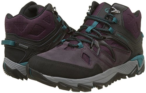 1fe81b155cd Merrell Women's All Out All Out Blaze 2 Mid GTX High Rise Hiking Boots