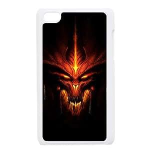 iPod Touch 4 Case White Diablo BNY_6828522