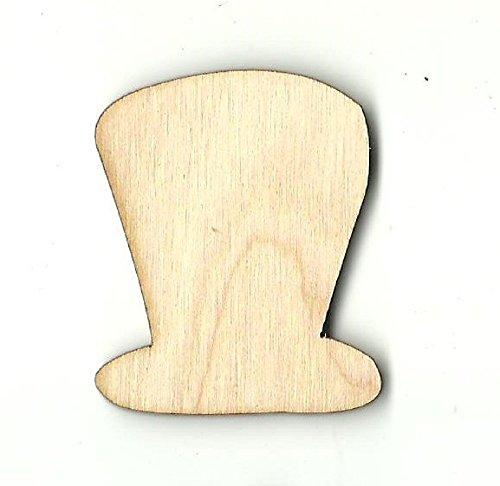 Leprachaun Hat - Laser Cut Unfinished Wood Shape PAT4]()