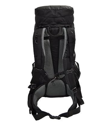 Guerrilla Packs Samurai Internal Frame Backpack, Black