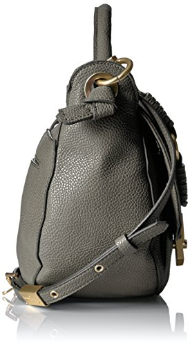 Bag Saddle Corinna Grey Victoria Foley SOHtaqx
