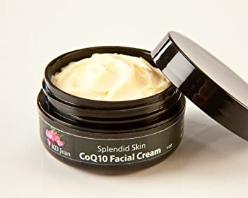 Coq10 facial cream
