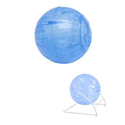 Plastic Toys - Colorful Run About Exercise Ball Clear Hamster Mouse Rate Toy 14.5cm Plastic - Kids Hair Drink Empty Sheet Nail Crafts Bins Storage Earrings Lotion Jacket Rose Plates Pocket