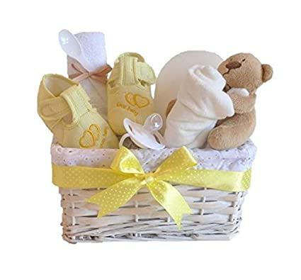 Amor unisex bebé cesta/unisex/de regalo de bebé Baby Boy/bebé niña ...