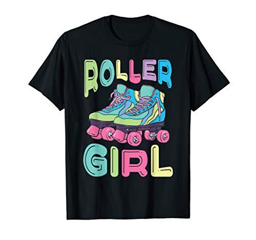 Roller Skating Retro Vintage Roller Derby Roller