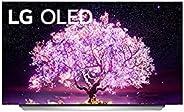 "2021 Smart TV LG 55"" 4K OLED55C1 120Hz G-Sync FreeSync 4x HDMI 2.1 Inteligência Artificial ThinQAI Google"