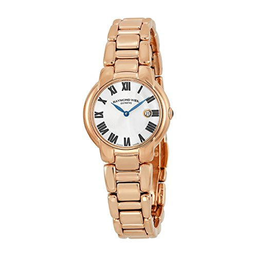 Raymond Weil Jasmine Ladies Watch - Rose Gold Tone