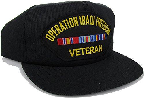 (Iraqi Freedom Veteran Ballcap)