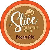 Slice Flavored Coffee, Pecan Pie for Keurig K Cup Brewers, 40Count
