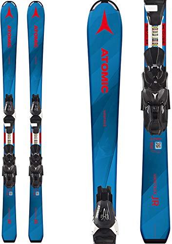 (Atomic Vantage Jr. Skis w/ L7 Bindings Kid's Sz 140cm)