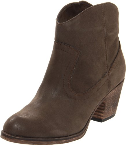 Rocket Dog women's Soundoff, Brown Vintage Worn, 8 M US (Ankle Cowboy Boots)