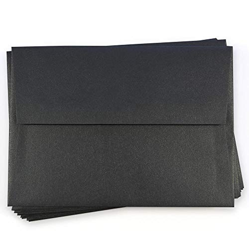 A9 Stardream Onyx Envelopes - Straight Flap, 81T, 250 Pack