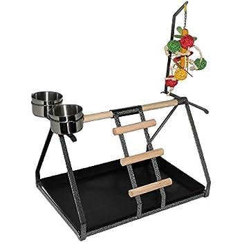 Amazon Com A Amp E Cage Company Ae500s Java Wood Table Top