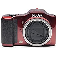 Kodak 16 Friendly Zoom FZ152 with 3 LCD, Red (FZ152-RD)