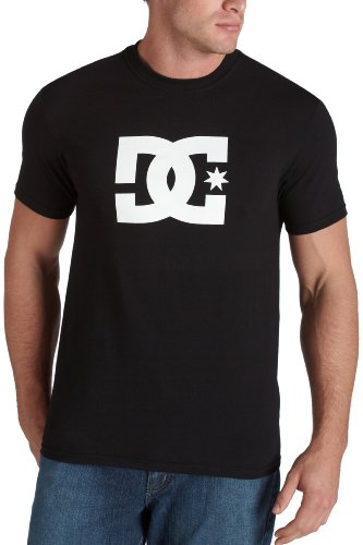 1 Dc shirt Uomo Adyzt03119 Black T wIrYEqI