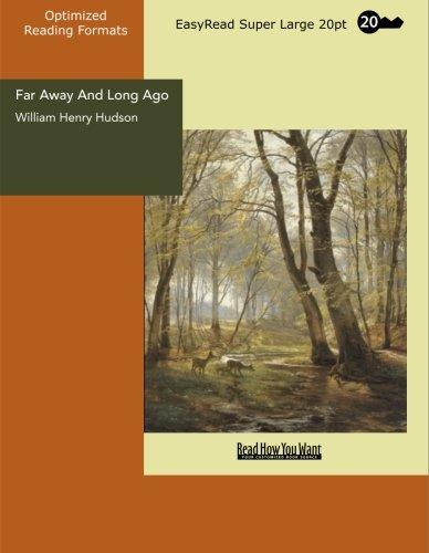 Far Away And Long Ago pdf
