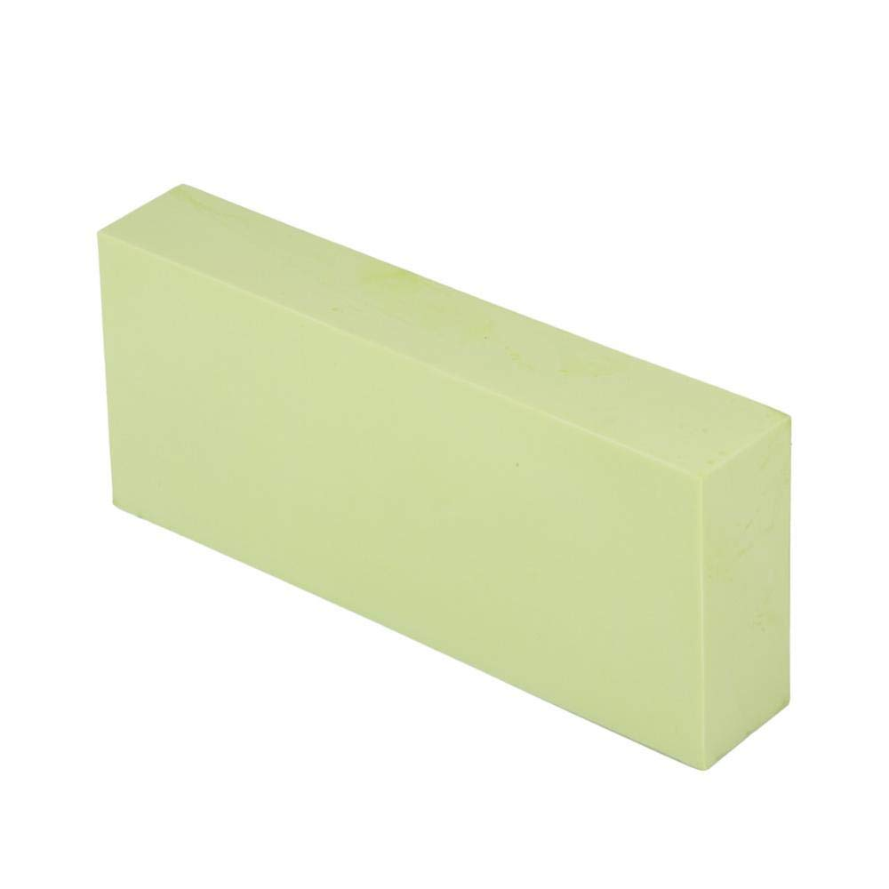 Car Multifunctional PVA Super Absorbent Cleaning Sponge Block Washing Tools 3Pcs for Automobile Glass Clean Tableware Furniture Green