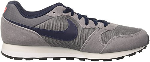 Gunsmoke Nike Gymnastics Md 007 White 2 Punch Men Shoes Grey Obsidian Blue Runner Hot Vast I44Bnr