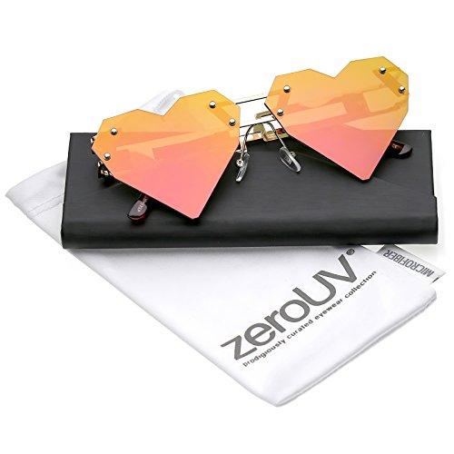 Heart Shape Mirror - 7
