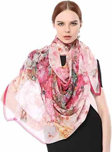 Dig dog bone Women s Scarves Spring Summer Comfortable Travel Beach Towel ( Color   Pink) 9726a64cd120