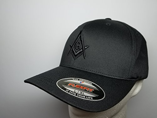 Baseball Embroidery Designs - Masonic Hat