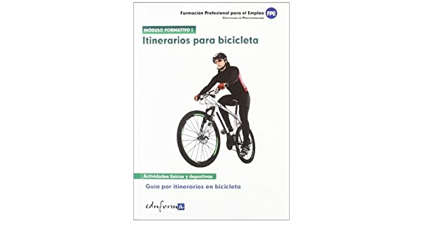 ITINERARIOS PARA BICICLETAS Pp - Practico Profesional: Amazon.es ...