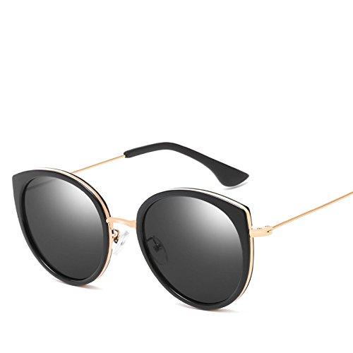 Gafas Protección Damas Gafas UV Alta No5 Calidad Sol De Moda Individualidad Gato NO2 Sol De Ojos RinV De Viseras qE06tF