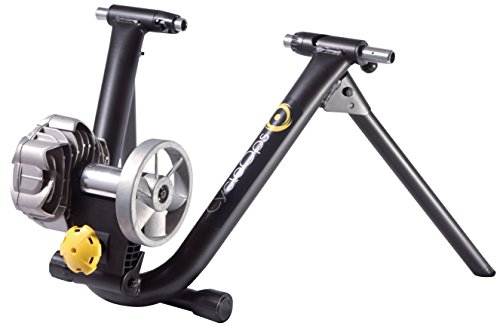 CycleOps 9904 Fluid2 Bike Trainer Base Black - Cycleops Rollers Resistance