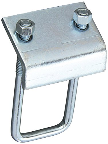 0.25' Amp - Strut to Beam Clamp with Square U-Bolt for 2.44