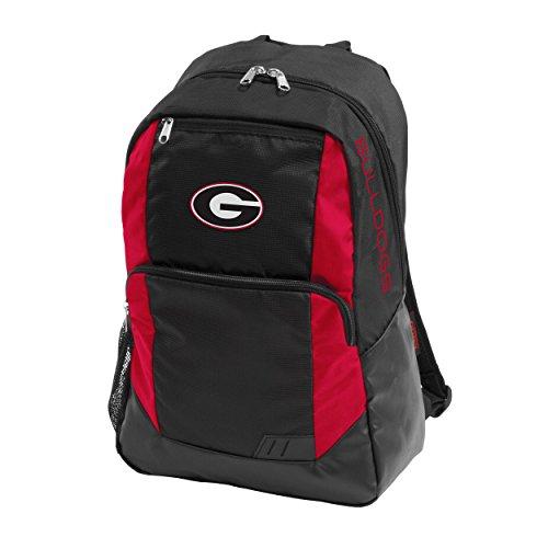 Logo Brands Collegiate Closer Backpack, Padded 13