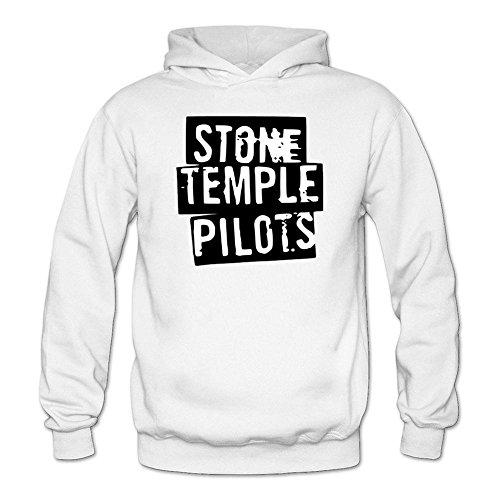 Tommery Women's Stone Temple Pilots Long Sleeve Sweatshirts Hoodie