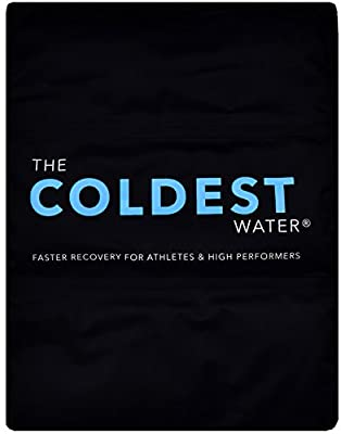 The Coldest Water Large Ice Pack - Cold Flexible Therapy for Fast Athlete Recovery Ice Bag Pack for Head, Back, Shoulder, Leg, Knee,Chest