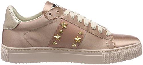 Stokton Damen Sneaker Rosa (rosa / Oro)