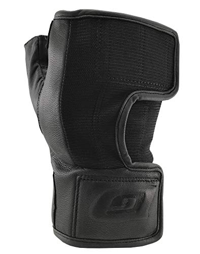 (Damascus Protective Gear DWQ100XS/SM Dgear Mobility Wheelchair Quad-Push Gloves, Child (X-Small/SM), Black)