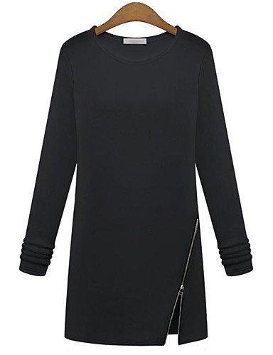 Elegant La Sottile Shirt Damen Hemdbluse Normallack Lang Bluse Shirtwomen T ZpA5qxP