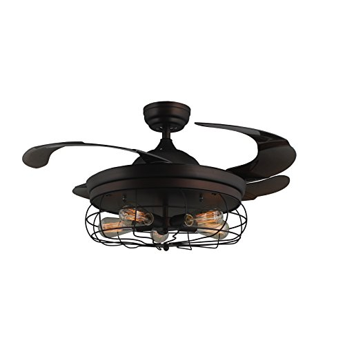 Ceiling Fan With Pendant Light in US - 7