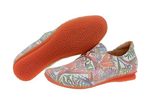 97 lacets Weiß et à 0 80100 Chaussures femme Think classique coupe EUxZCHqE