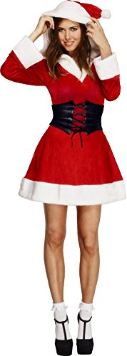 Hoode (Cheap Santa Girl Costumes)