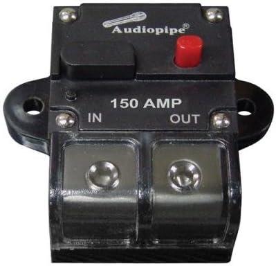 Audiopipe Cb150ap 150 Amp In Line Circuit Breaker