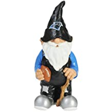 NFL Carolina Panthers Garden Gnome