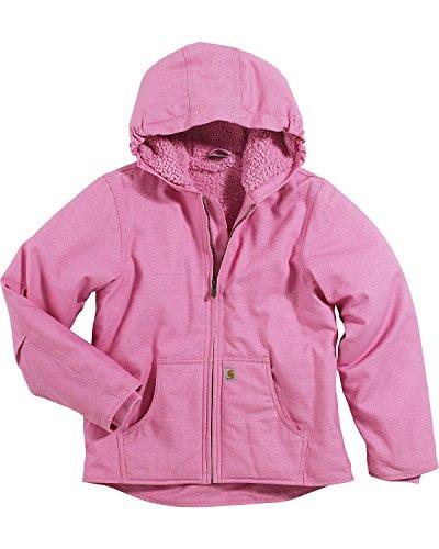 Carhartt-Girls-Redwood-Jacket-Sherpa-Lined