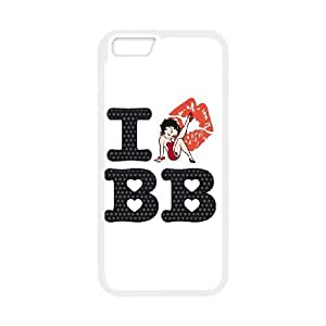 I Love BB iPhone 6 4.7 Inch Cell Phone Case White toy pxf005_5800670