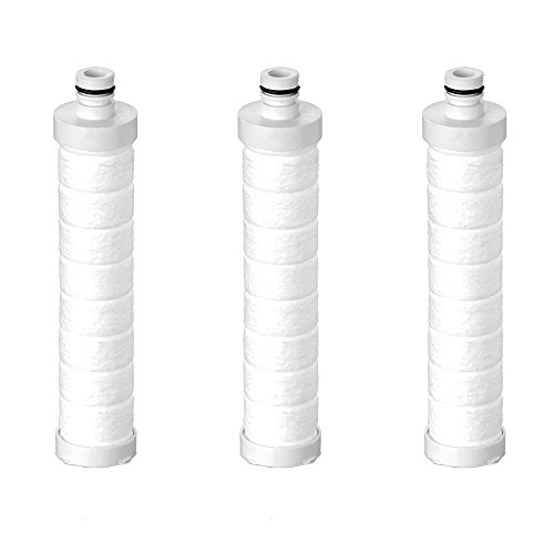 vitamax deluxe sediment shower filter with 3 pcs water filters in the uae se. Black Bedroom Furniture Sets. Home Design Ideas