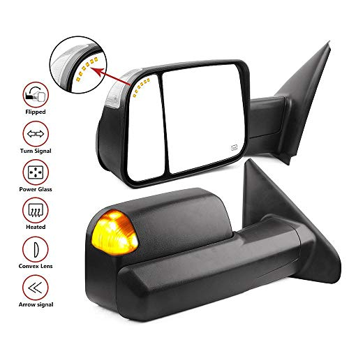 03 dodge ram towing mirrors - 4