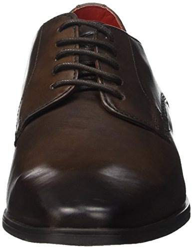 Base London Mens George Kakao Oxford 41 (oss Menns 8) M