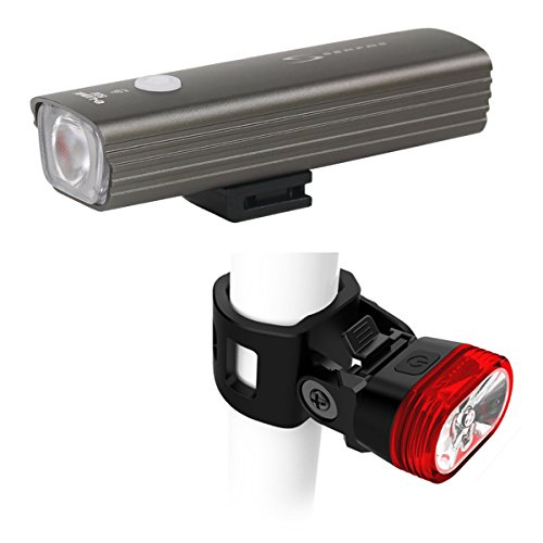 Serfas E-Lume USL-500/UTL-30 Bicycle Light Set - ESC-500