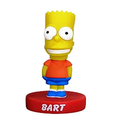 Cinémaniak Funko - Figurine - Bobble Head Bart Simpsons - En Pvc 19 Cm